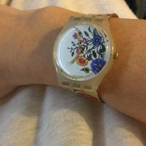 Vintage 80's Swiss Made SWATCH